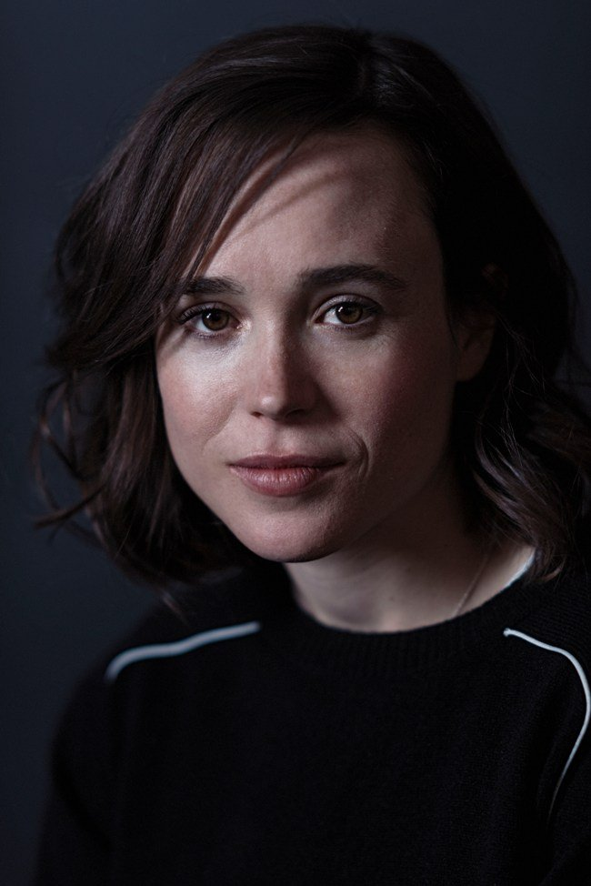 Ellen Page, star of the Sundance 2016 feature Tallulah