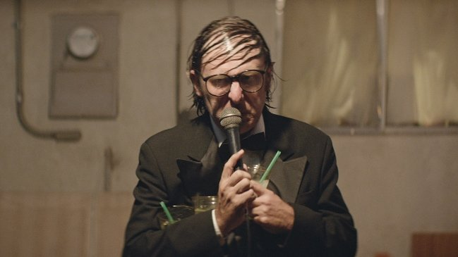 Gregg Turkington in Entertainment