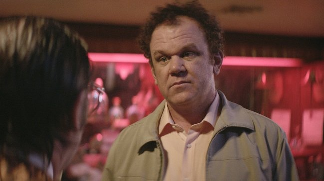John C. Reilly in Entertainment