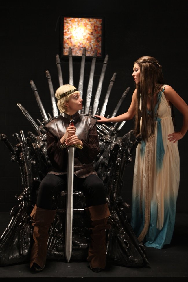 Game of Bones, the Woodrocket-made porn parody of HBO's hit series Game of Thrones. Courtesy of woodrocket.com