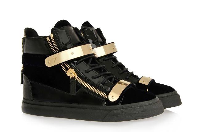 Giuseppe Zanotti men's sneakers
