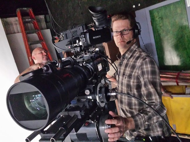 Cinematographer John Behrens
