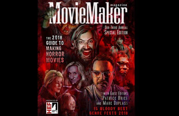 MovieMaker's 2018 Guide to Making Horror Movies eBook: Now on Sale