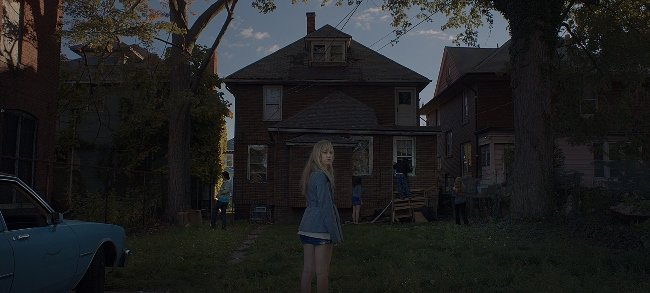 A still from It Follows