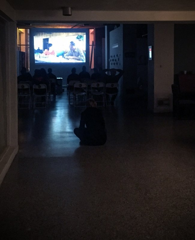 BELLA VISTA screens at Imagine Butte Resource Center in Butte.