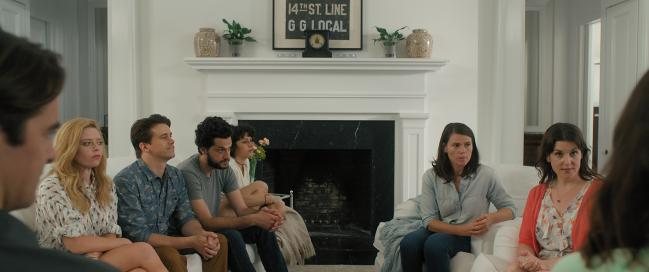An indie all-star cast in The Intervention