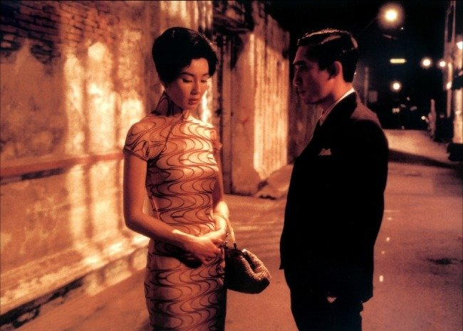 Maggie Cheung and Tony Leung in In the Mood for Love (2000). Courtesy of the Criterion Collection