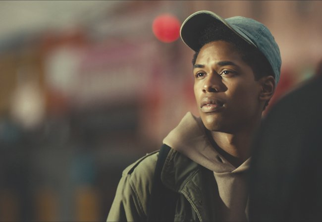 Kelvin Harrison Jr. Monster Monsters and Men