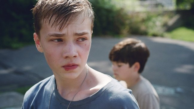 Jack (Charlie Plummer) and Ben (Cory Nichols). Photograph by Brandon Roots