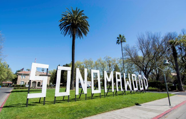 Ditch Hollywood for Sonomawood at Sonoma International Film Festival. Photograph by Kingsley Hurley