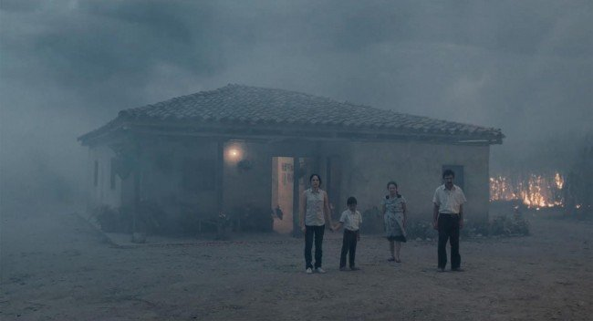 Still from Land and Shade