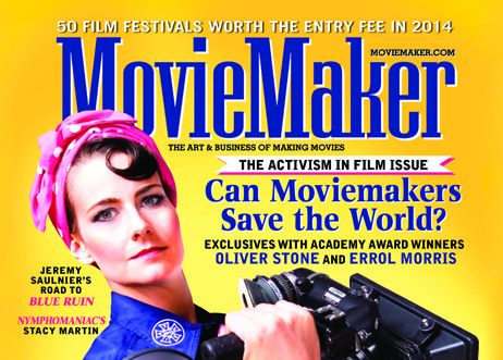 MovieMaker #108 Spring 2014 Cover Slider
