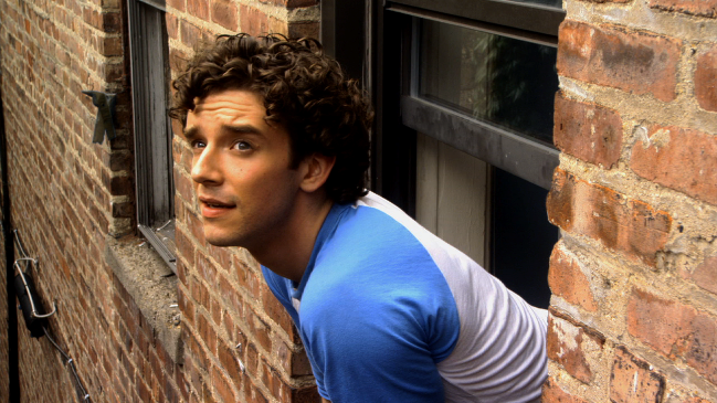 Michael Urie in WTC View