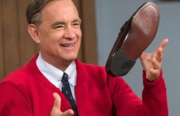 Mister Rogers Sniper Navy SEAL Tom Hanks Beautiful Day in the Neighborhood
