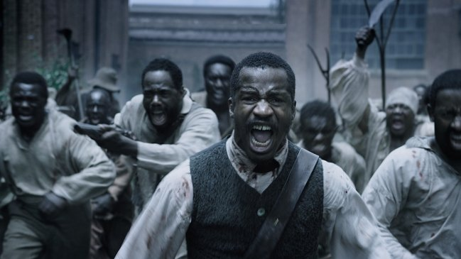 Nate Parker in Birth of a Nation. Courtesy of the Sundance Institute
