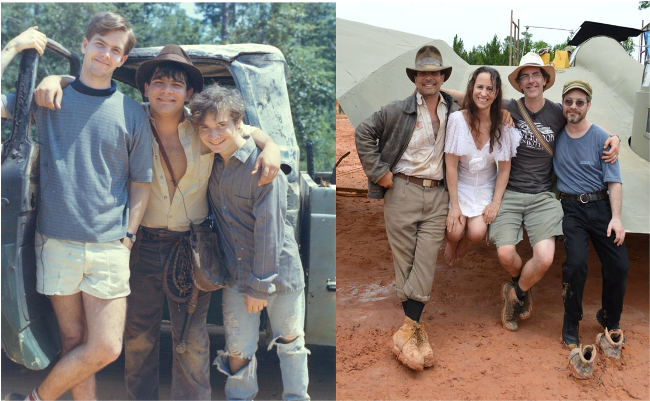 Team Raiders in 1988 and 2014