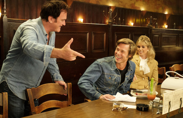 Quentin Tarantino Once Upon a Time... in Hollywood