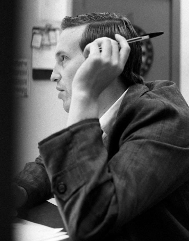 Matthew Johnson. Photograph by Colin Medley