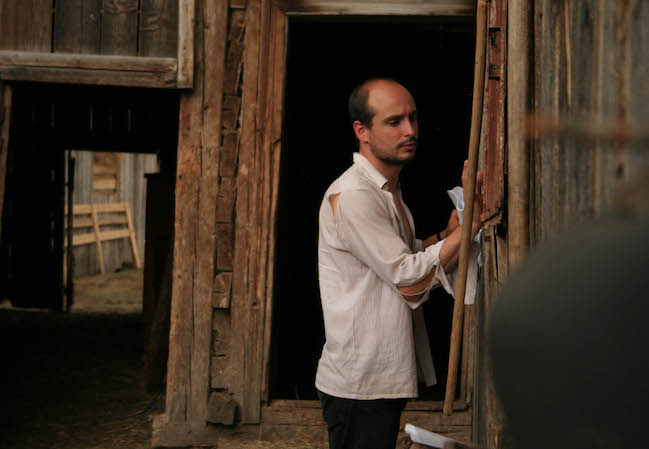 Peter Strickland In Fabric Robert Eggers The Lighthouse