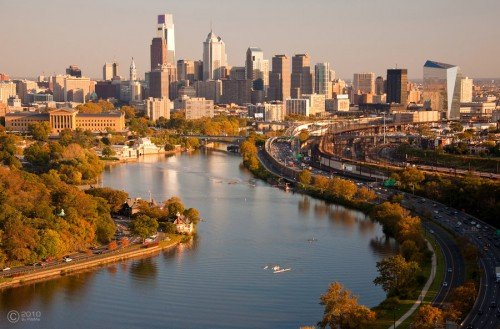 Philadelphia_Skyline_by_PdaMai