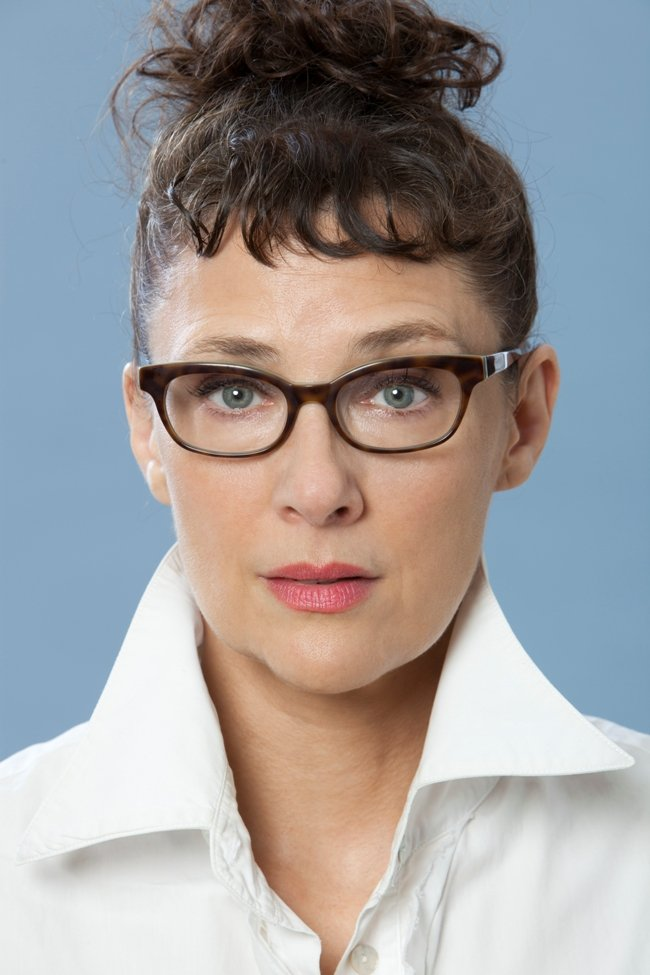 Rebecca Miller, photographed by Robin Holland in New York City, March 2016