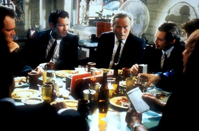 Reservoir Dogs. Courtesy of Miramax