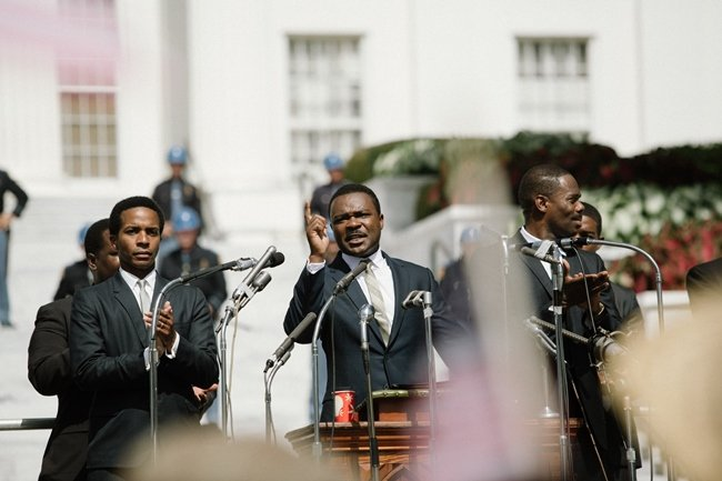 Selma, shot in Atlanta in 2014. Courtesy of Paramount Pictures