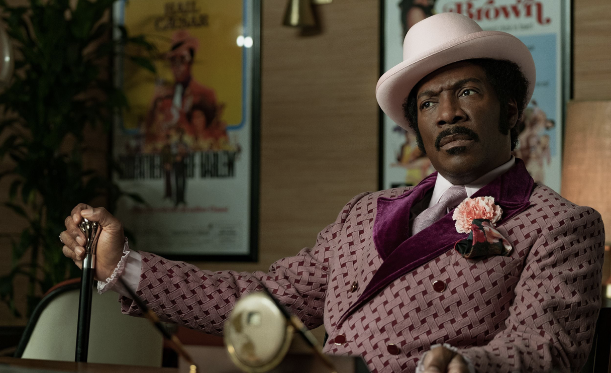 Eddie Murphy Loves Dolemite, and This Story Really Proves It