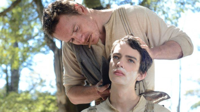 A still from Slow West