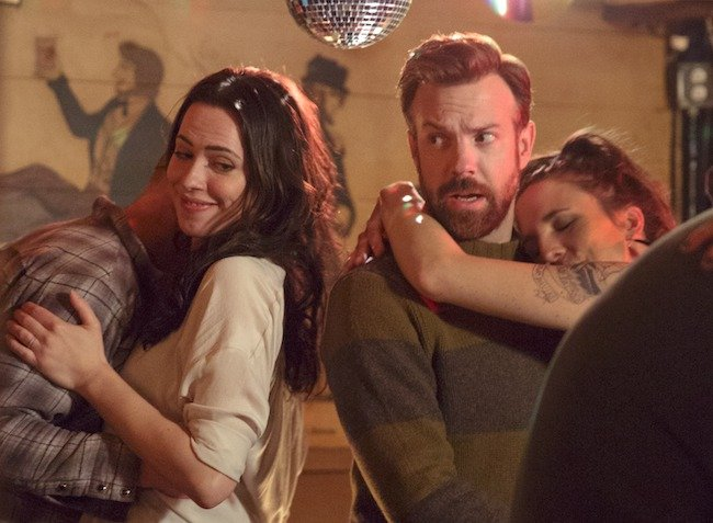 Rebecca Hall and Jason Sudeikis star as Hannah and Andrew in Tumbledown