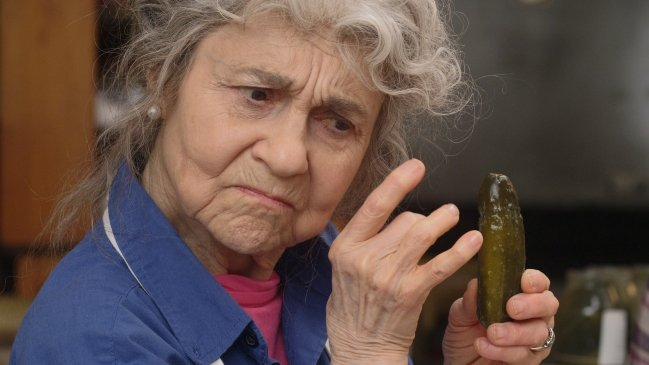Lynn Cohen in The Pickle Recipe