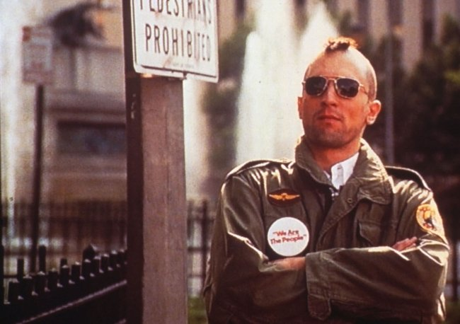 Taxi Driver. Courtesy of Columbia pictures industries, inc