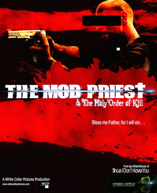 The Mob Priest_poster_2016