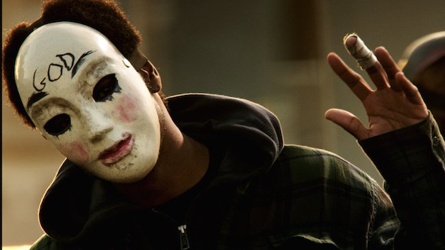 The Purge: Anarchy is the latest entry in the Blumhouse-produced Purge franchise.