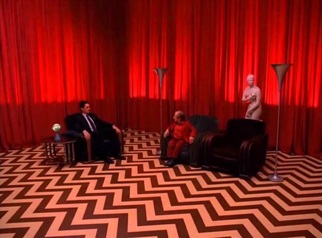 Twin Peaks Red Man
