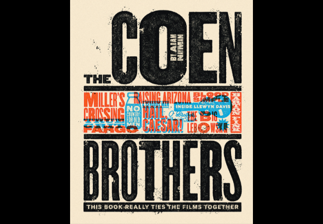 The Coen Brothers This Book Really Ties the Films Together