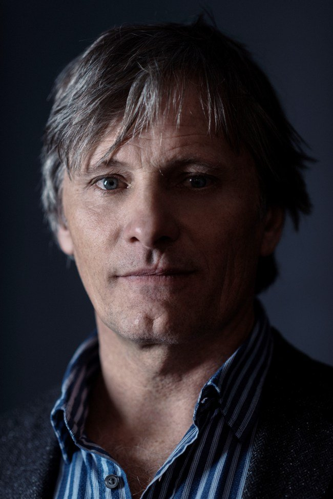 Viggo Mortensen, photographed by Jeff Vespa