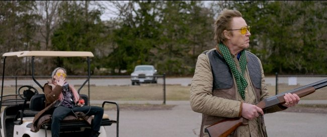 Amber Heard and Christopher Walken play father and daughter in One More Time