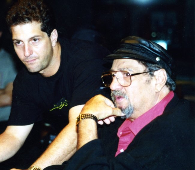 Denny (left) and Tommy (right) Tedesco