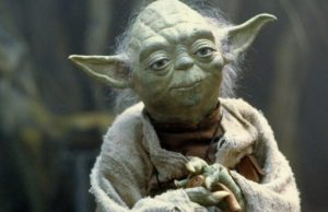 Yoda The Force Star Wars