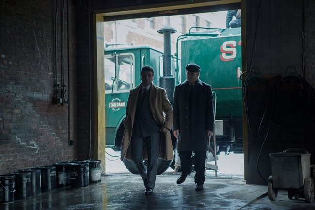 A Most Violent Year was shot in New York in 2014. Courtesy of A24