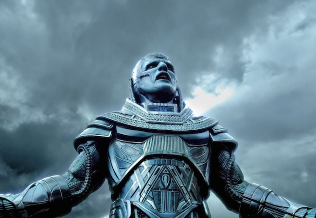 Oscar Isaac as Apocalypse in X-Men:Apocalypse © 2015 20th Century Fox