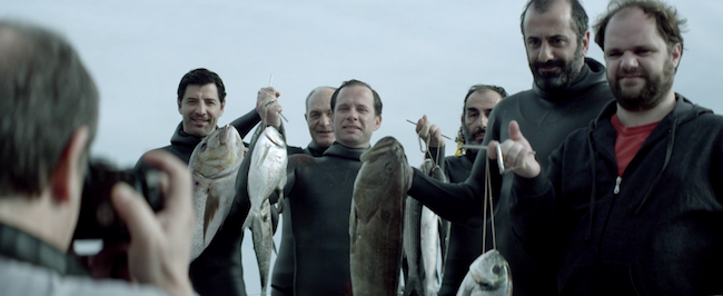 "In Chevalier, a group of men compete to determine who is ""the best"""
