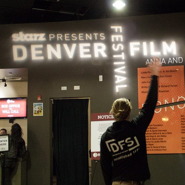 Another busy day at the Sie FilmCenter, home of the Denver Film Society and host of the Starz Denver Film Festival @DenverFilm #cinema #movies #filmindustry #filmmaking #filmmaker #filmfestival #movietheater #siefilmcenter #denver #denverfilm