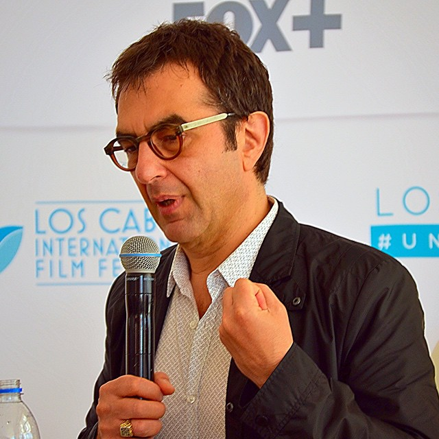 Master class with Atom Egoyan. THE CAPTIVE. Also, Exotica, The Sweet Hereafter, Ararat. Los Cabos, 2014. #loscabos #CaboFilmFest #unstoppable #film #filmschool #moviemaker #filmfestival #atomegoyan #thecaptive #exotica
