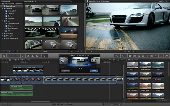 We Make Movies (Better): Final Cut Pro X/RED, Part 3