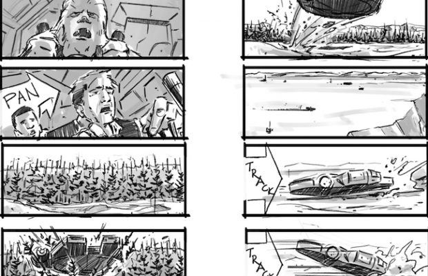 Film Storyboards | Luck Of The Draw What S The Best And Cheapest Way To Figure Out