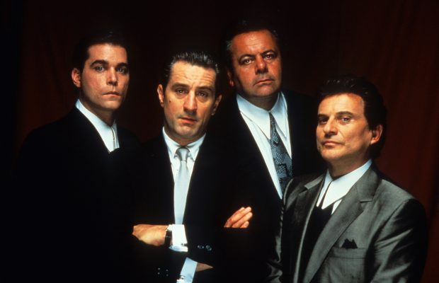 Ray Liotta Robert De Niro Martin Scorses Goodfellas Copa Copacabana Long Shot