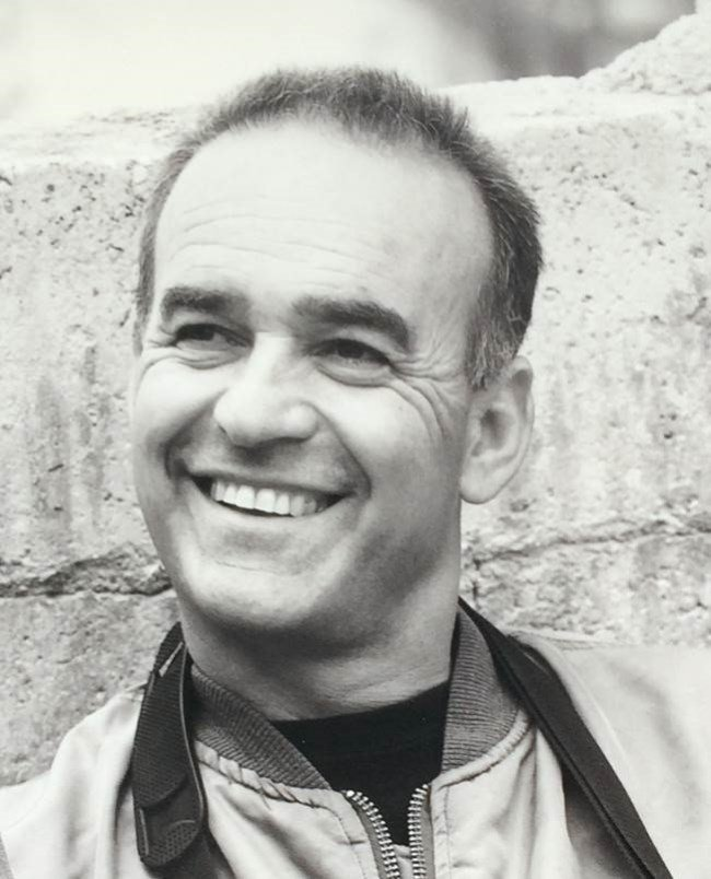 Nick Broomfield, director of Tales of the Grim Sleeper