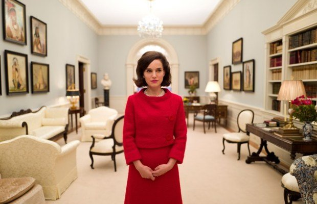 Natalie Portman as the titular character in Jackie